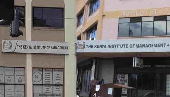 Kenya Institute Of Management (KIM) Fees Structure