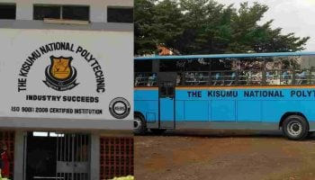 List of Courses Offered at The Kisumu National Polytechnic