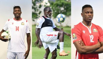 7 Harambee Stars Players To Watch At The 2019 AFCON