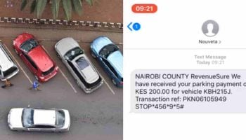 How To Pay For Parking In Nairobi Via Mpesa