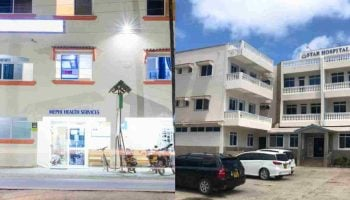 List Of 10 Best Private Hospitals In Kilifi County