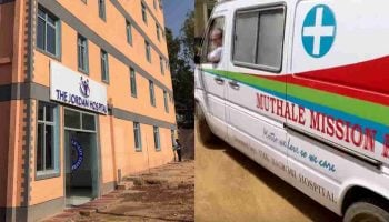 List Of 10 Best Private Hospitals In Kitui County