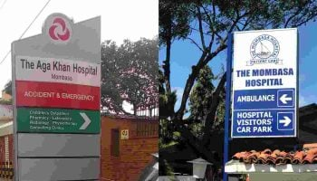 List Of 10 Best Private Hospitals In Mombasa County