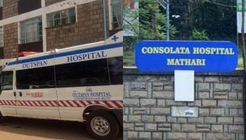 List Of 10 Best Private Hospitals In Nyeri County
