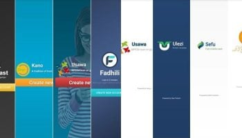 Mobile Loan Apps With The Same Copy & Paste Content