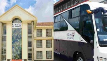Riara University Fees Structure