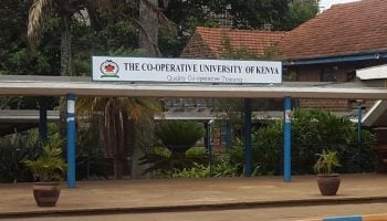 Co-operative University of Kenya Fees Structure