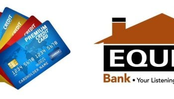 Credit Card Options Offered By Equity Bank