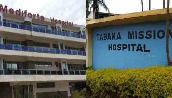 List Of 10 Best Private Hospitals In Kisii County