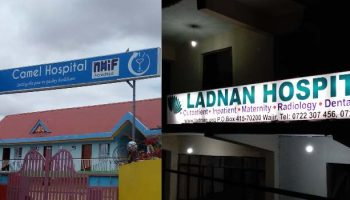 List Of 10 Best Private Hospitals In Wajir County