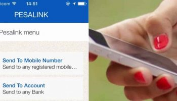 PesaLink Charges For Various Banks