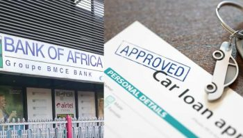 Requirements Needed To Get A Personal Motor Loan From Bank Of Africa