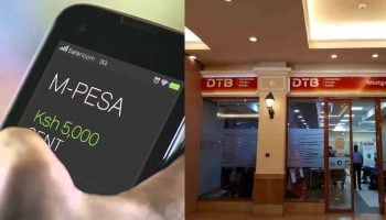 How To Send Money From Mpesa To Diamond Trust Bank (DTB)