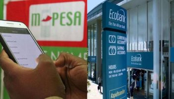 How To Send Money From Mpesa To Ecobank Account