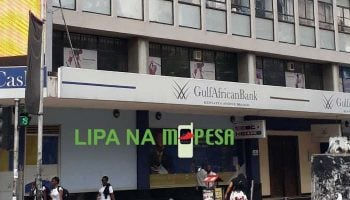 How To Send Money From Mpesa To Gulf African Bank Account