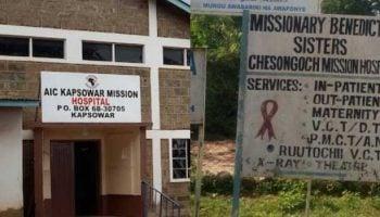 List Of 10 Best Private Hospitals In Elgeyo Marakwet County