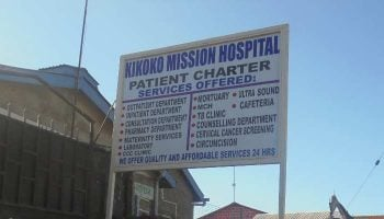 List Of 10 Best Private Hospitals In Makueni County