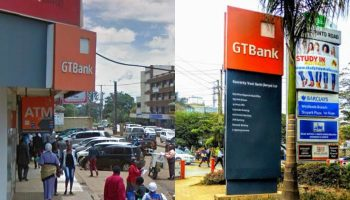 List Of GT Bank Kenya Branches and Contacts