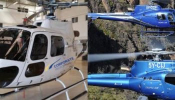 List Of Best Helicopter Charter Companies In Kenya