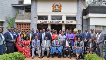 List Of MCAs In Embu County