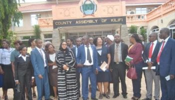 List Of MCAs In Kilifi County