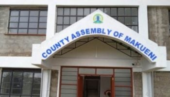 List Of MCAs In Makueni County