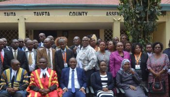 List Of MCAs In Taita Taveta County