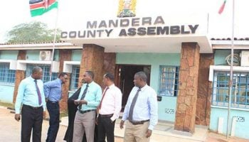 List of MCAs In Mandera County