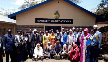 List of MCAs In Marsabit County