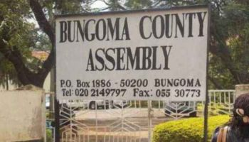 List Of Bungoma County MCAs