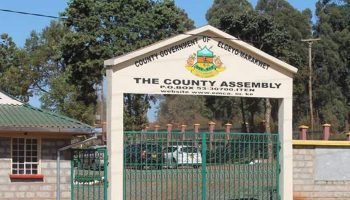 List Of MCAs In Elgeyo Marakwet County