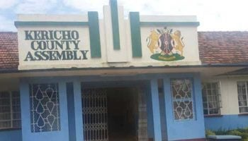 List Of MCAs In Kericho County
