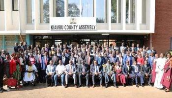 List Of MCAs In Kiambu County