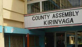 List Of MCAs In Kirinyaga County