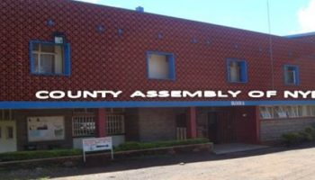 List Of MCAs In Nyeri County