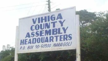 List Of MCAs In Vihiga County