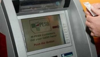 How To Withdraw Money From Mpesa Through an ATM