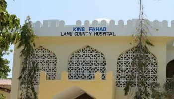 List of NHIF Accredited Hospitals In Lamu County