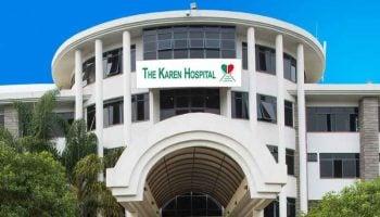 List of Karen Hospital Branches In Kenya