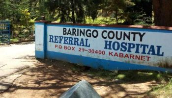 List of NHIF Accredited Hospitals In Baringo County