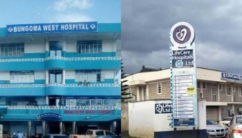 List of NHIF Accredited Hospitals In Bungoma County