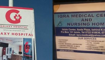 List of NHIF Accredited Hospitals In Isiolo County