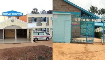 List of NHIF Accredited Hospitals In Murang'a County