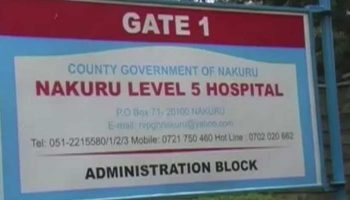 List of NHIF Accredited Hospitals In Nakuru County