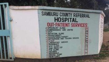 List of NHIF Accredited Hospitals In Samburu County