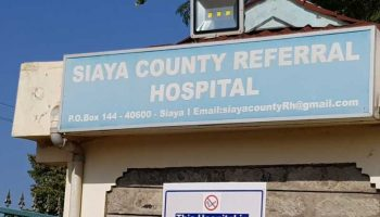 List of NHIF Accredited Hospitals In Siaya County