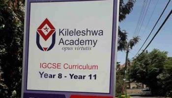 Kileleshwa Academy Fees Structure 2020
