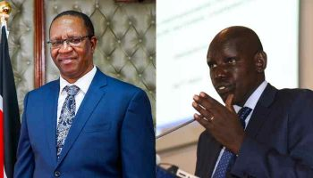 List of Principal Secretaries In Kenya 2021