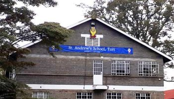St Andrew's School Turi Fees Structure 2021