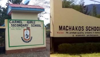 List Of Best Performing Secondary Schools in Machakos County